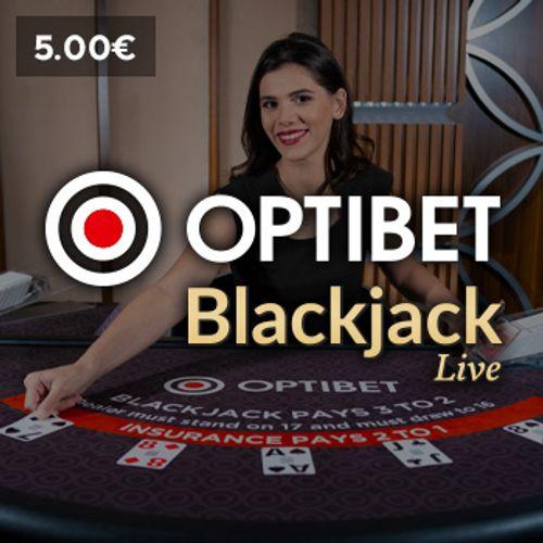 Optibet blakdžeks Casino24